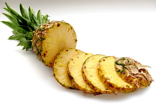 Pineapple in hindi.