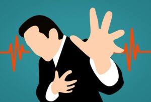 chest pain in hindi
