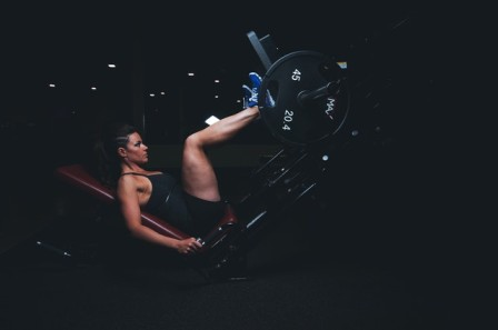 What is leg press exercise