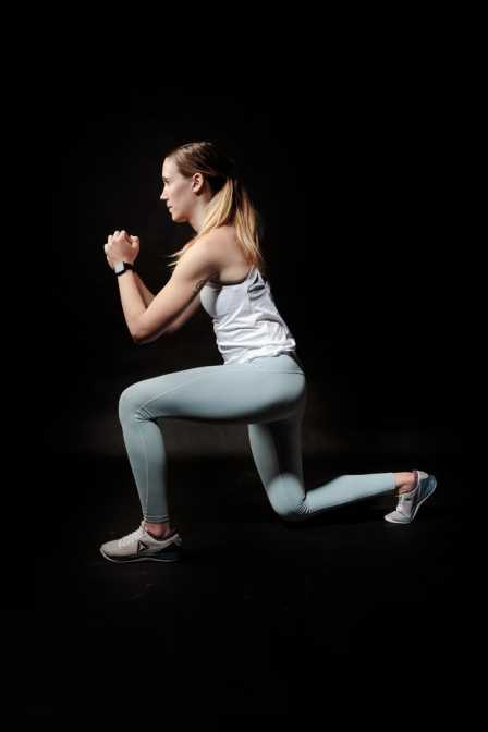 Curtsy Lunges Benefits