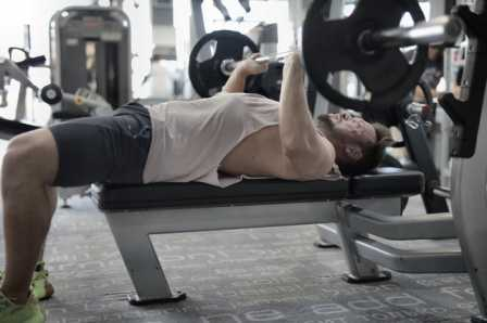 Chest Exercise benefits